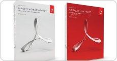 Adobe Acrobat DCシリーズがクーポンで20%OFF