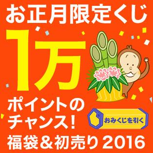 新春おみくじ&お年玉キャンペーン