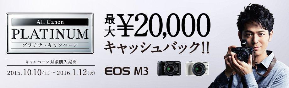 最大2万円キャッシュバックキャンペーン