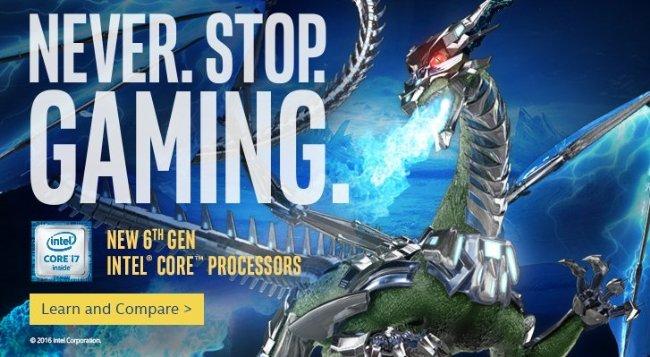 Intel CPU搭載ゲーミングPCが今ならお得